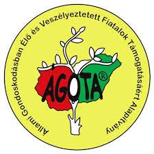 Ágota Alapítvány Logo